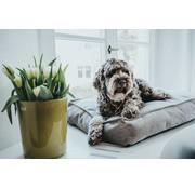 Hunter Orthopedic Dog Cushion Merida Taupe