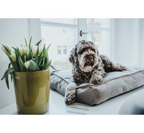 Hunter Orthopedisch Hondenkussen Merida Taupe