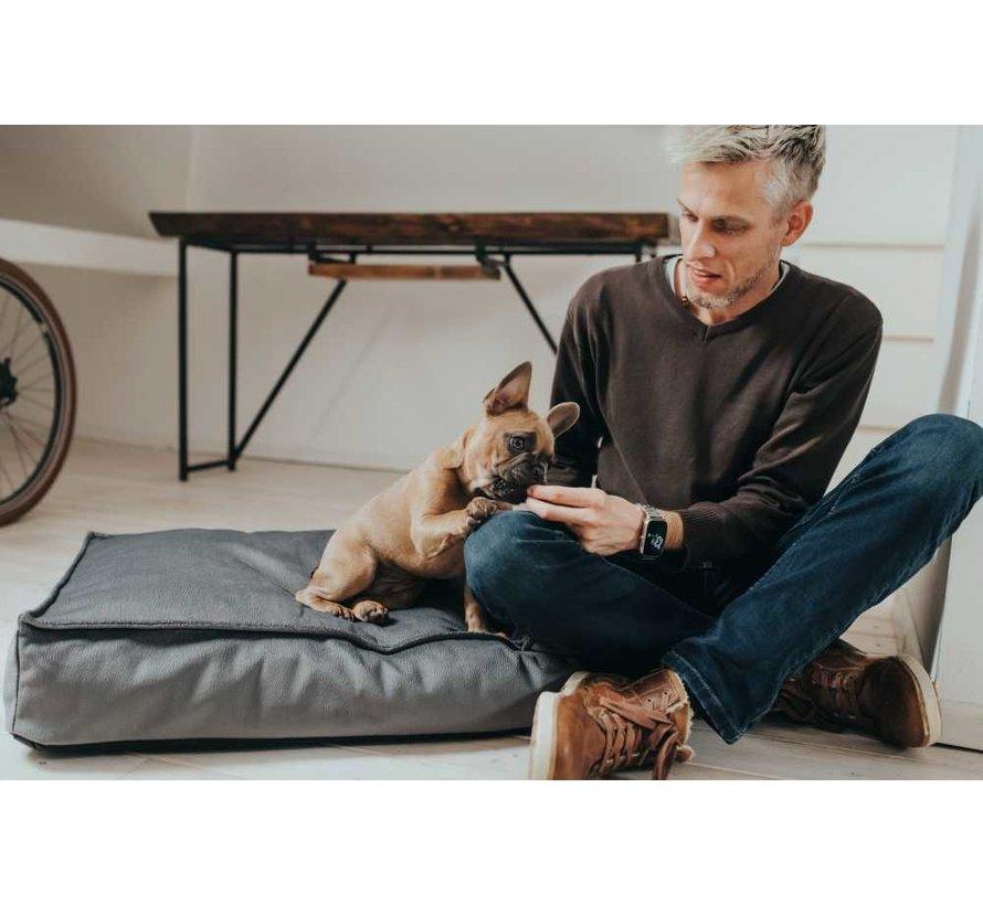 Orthopedic Dog Cushion Merida Anthracite