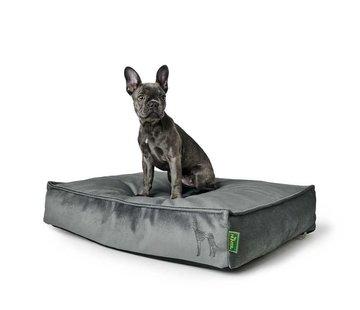 Hunter Orthopedic Dog Cushion Merida Anthracite