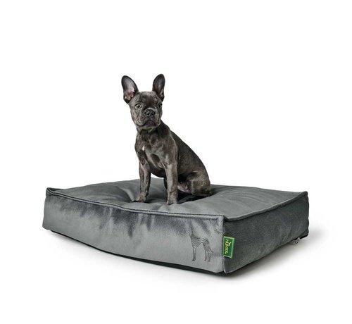 Hunter Orthopedisch Hondenkussen Merida Antraciet