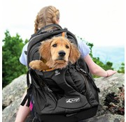 Kurgo Dog Backpack G-Train K9 Black