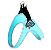 Tre Ponti Dog Harness Easy Fit Classic Reflective Blue