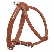 Hunter Dog Harness Elk Petit Cognac