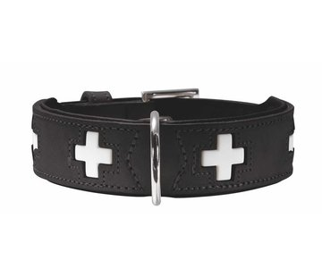 Hunter Dog Collar Swiss Black