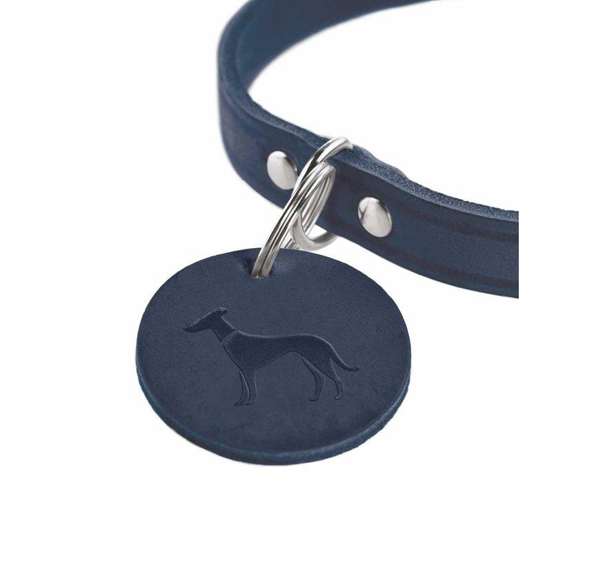 Dog Collar Aalborg Blue