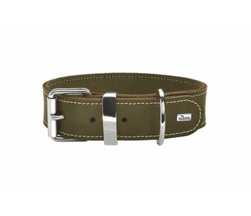 Hunter Dog Collar Aalborg Special Green