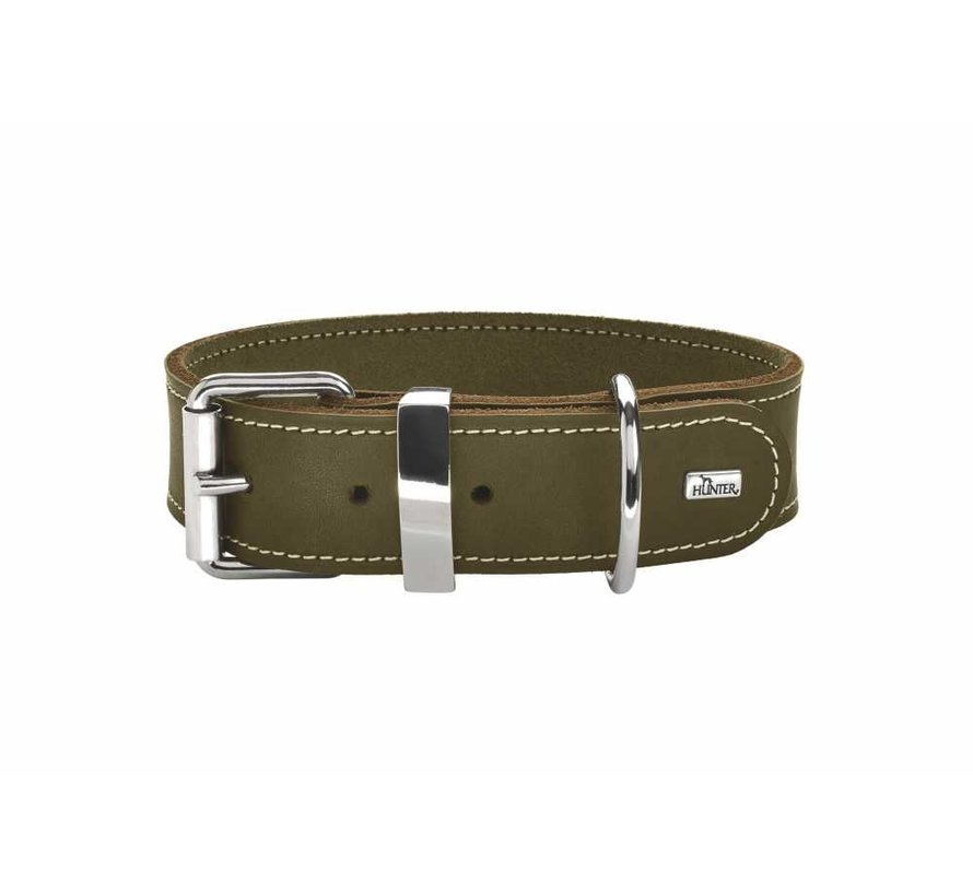Dog Collar Aalborg Special Green