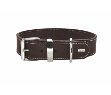 Hunter Dog Collar Aalborg Special Brown