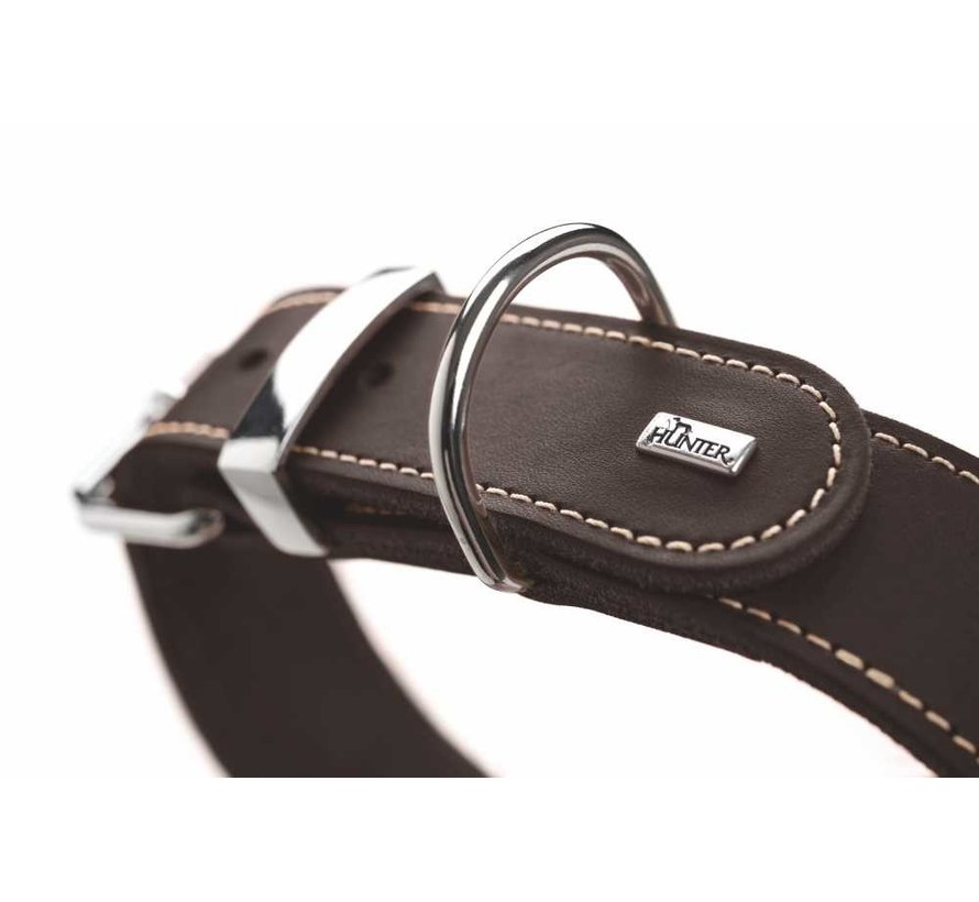 Dog Collar Aalborg Special Brown