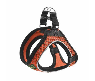 Hunter Dog Harness Hilo Comfort Orange