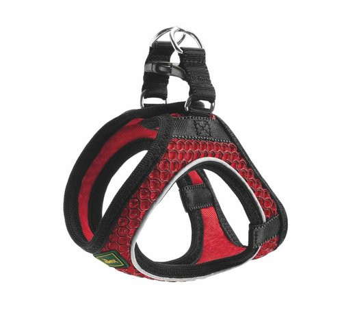 Hunter Dog Harness Hilo Comfort Red