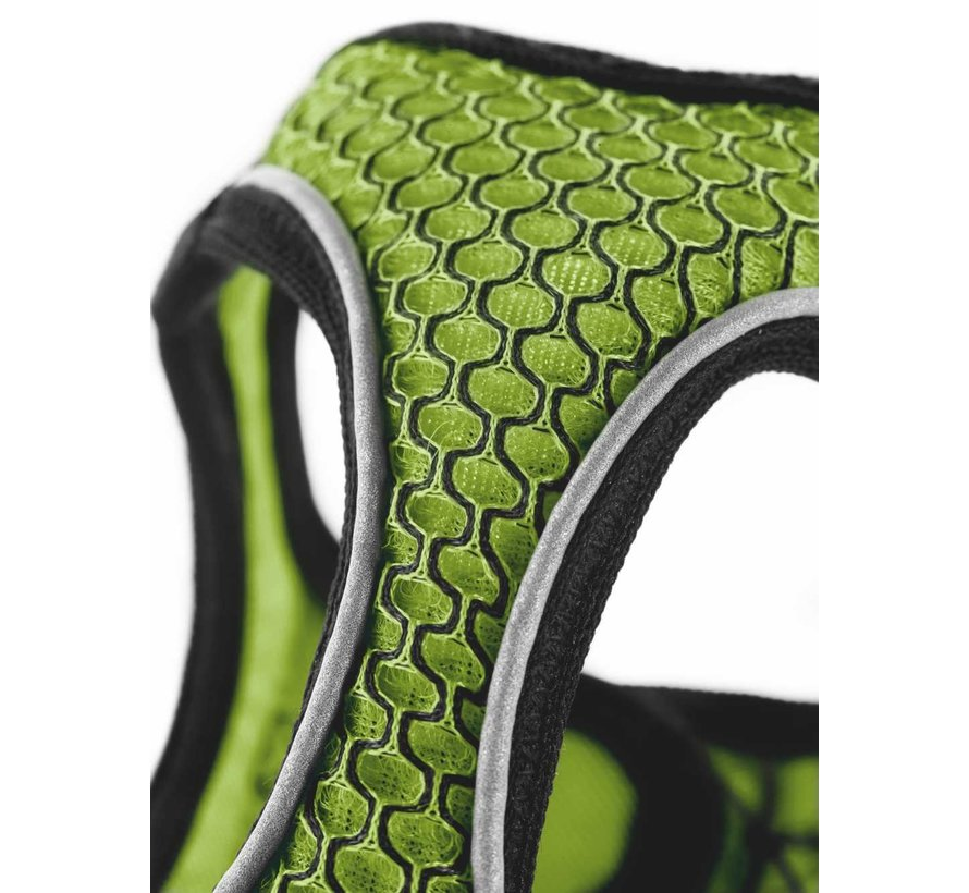Hondentuig Hilo Comfort Lime