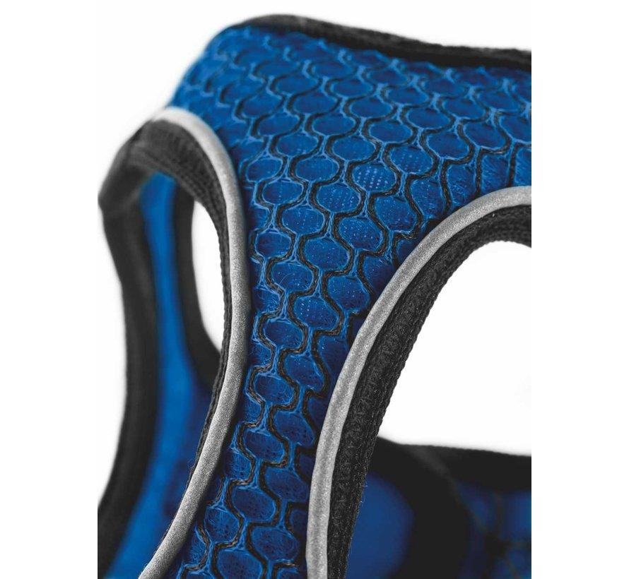 Dog Harness Hilo Comfort Blue