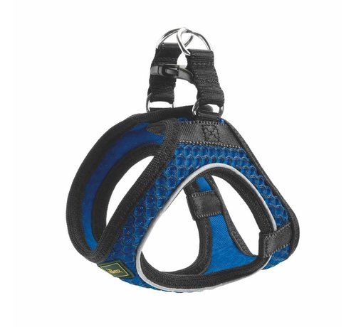 Hunter Dog Harness Hilo Comfort Blue
