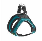 Hunter Hondentuig Hilo Comfort Turquoise