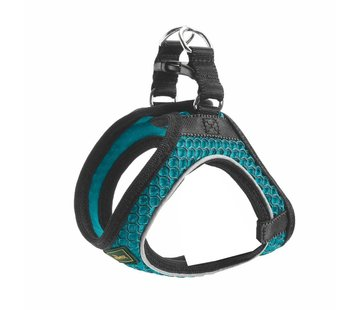 Hunter Dog Harness Hilo Comfort Turquoise
