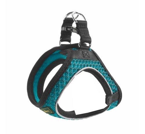 Hunter Dog Harness Hilo Comfort Turquoise