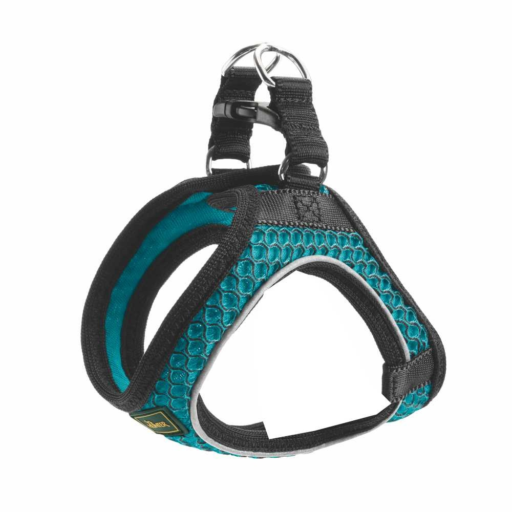 Hondentuig Hilo Comfort Turquoise