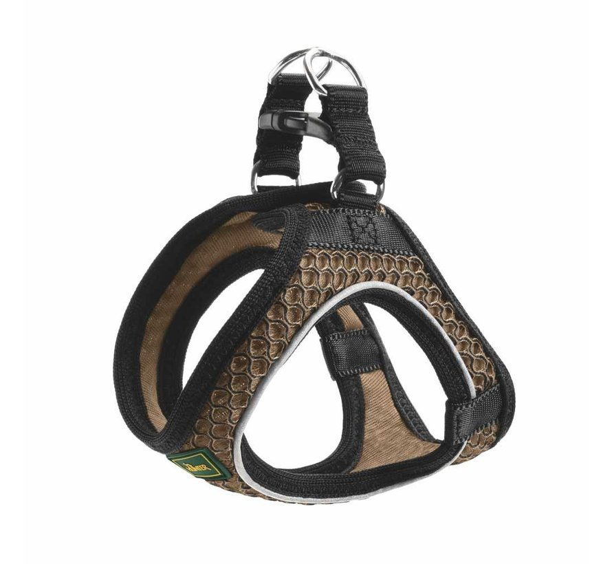 Dog Harness Hilo Comfort Brown