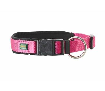 Hunter Dog Collar Neoprene Vario Plus Raspberry