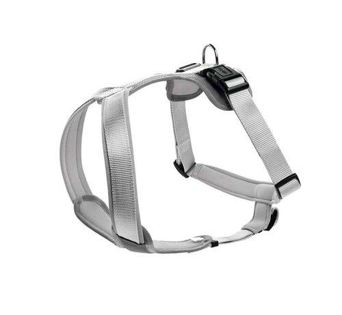 Hunter Dog Harness Neoprene Grey