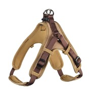 Hunter Dog Harness Neoprene Vario Quick Caramel