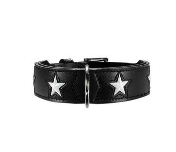 Hunter Dog Collar Magic Star Black