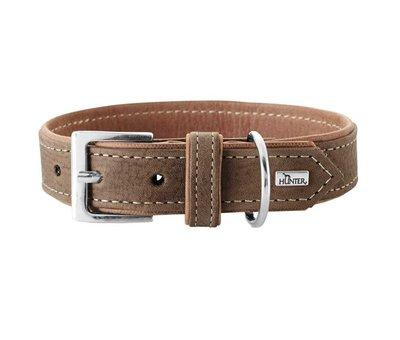 Hunter Dog Collar Porto Brown