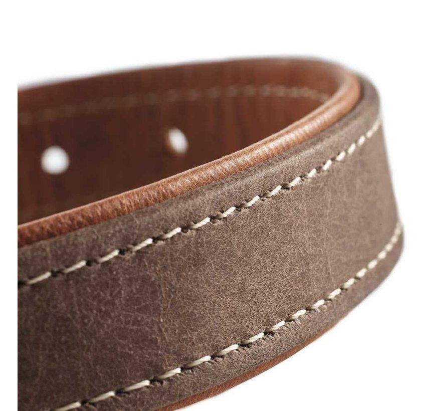 Dog Collar Porto Brown