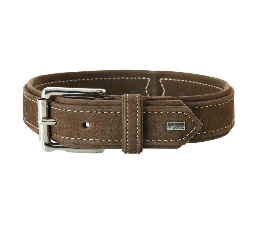 Dog Collar Hunting Brown