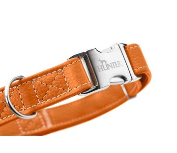 Hunter Hondenhalsband Cannes Alu Strong Oranje