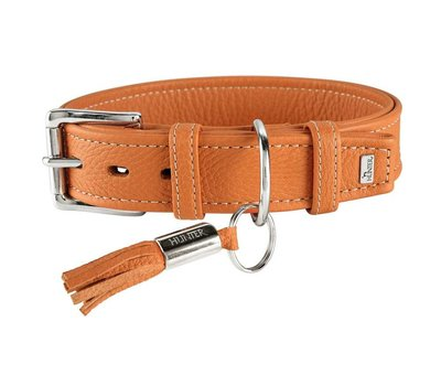 Hunter Hondenhalsband Cannes Oranje