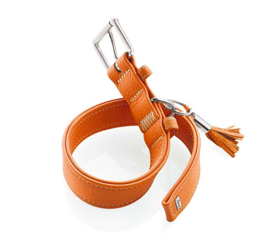 Dog Collar Cannes Orange