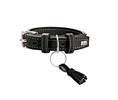 Hunter Dog Collar Cannes Black