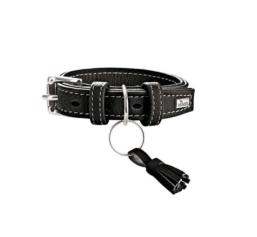 Dog Collar Cannes Black