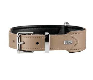 Hunter Dog Collar Basic Stone