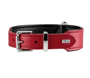 Hunter Hondenhalsband Basic Rood