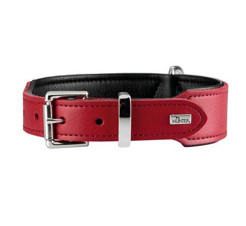 Hunter Dog Collar Basic Red