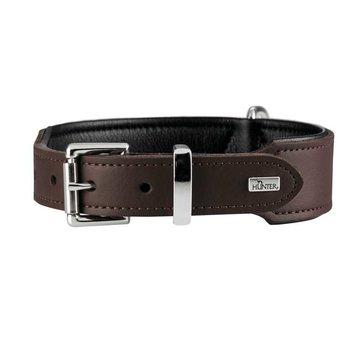Hunter Dog Collar Basic Brown