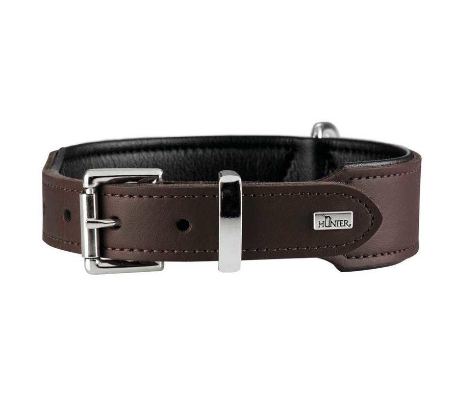 Dog Collar Basic Brown