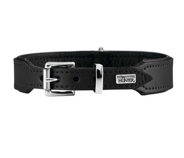 Hunter Dog Collar Basic Black