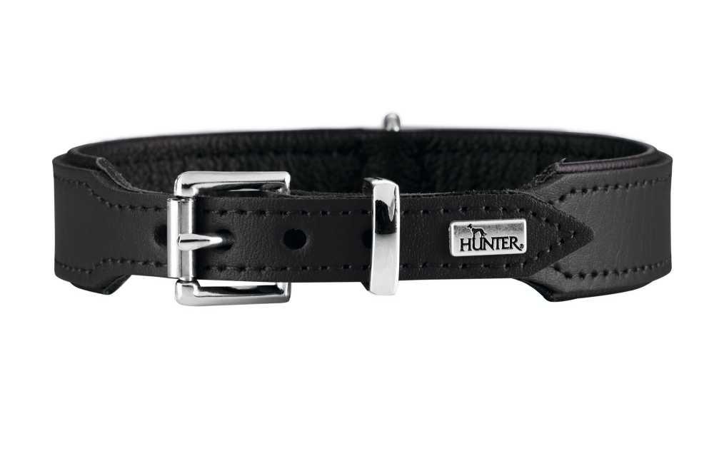Hondenhalsband Basic Zwart
