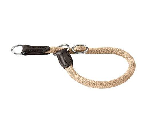 Hunter Training Halsband Hond Freestyle Beige