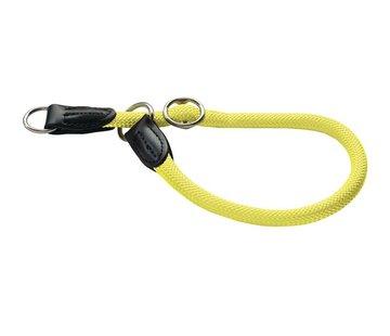 Hunter Slip Collar Freestyle Neon Yellow