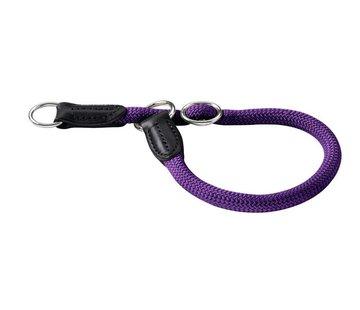 Hunter Training Halsband Hond Freestyle Paars