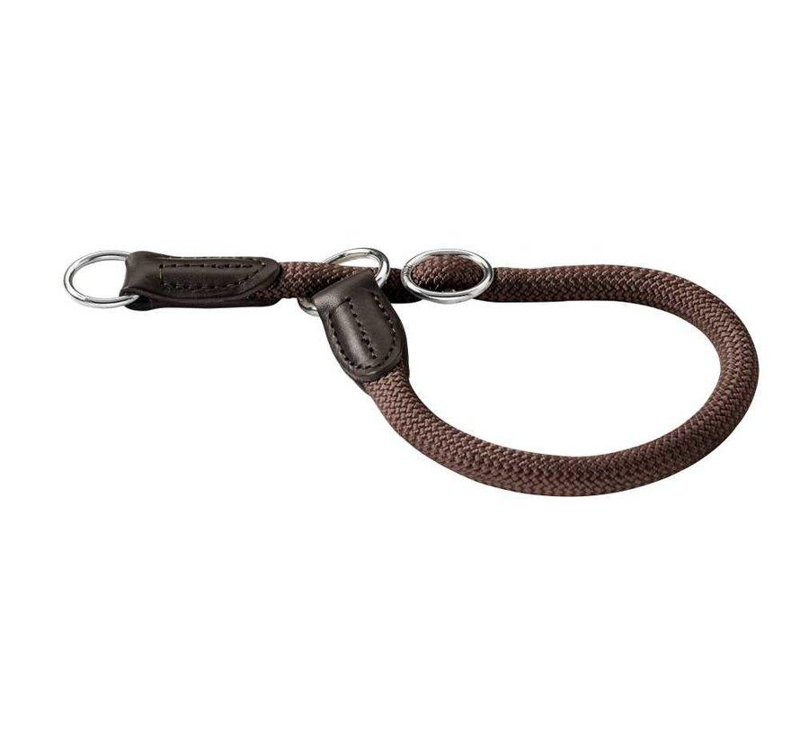 Slip Collar Freestyle Brown