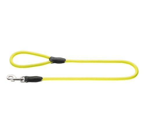 Hunter Hondenriem Freestyle Neon Geel