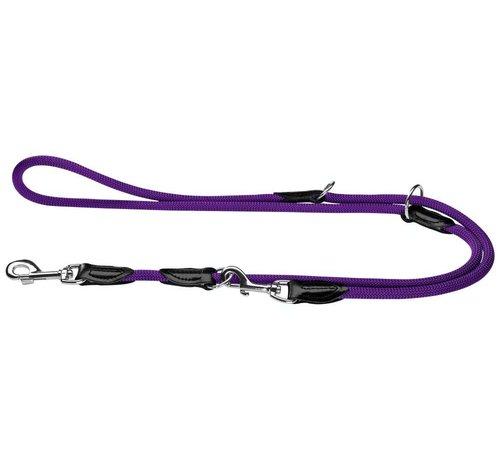 Hunter Adjustable Dog Leash Freestyle Violet