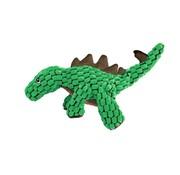 Kong Dog Toy Belly Dynos Stegosaurus